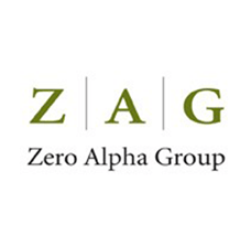 Zero Alpha Group (ZAG) logo